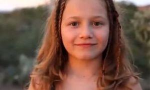 Josie Romero, do documentário Transgender Childhood  (Infância como Trasngênero)